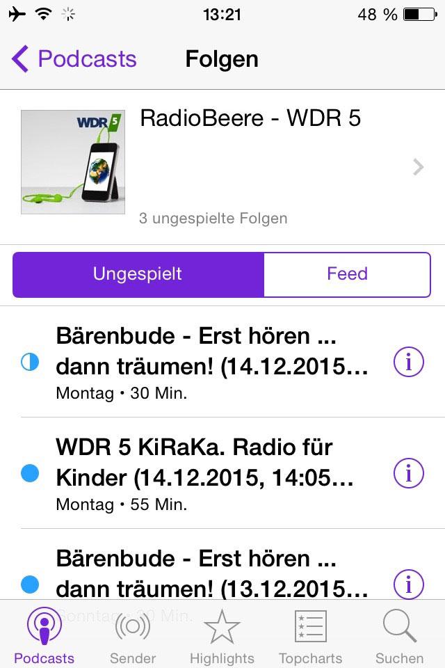 Mit der RadioBeere zum privaten Podcast